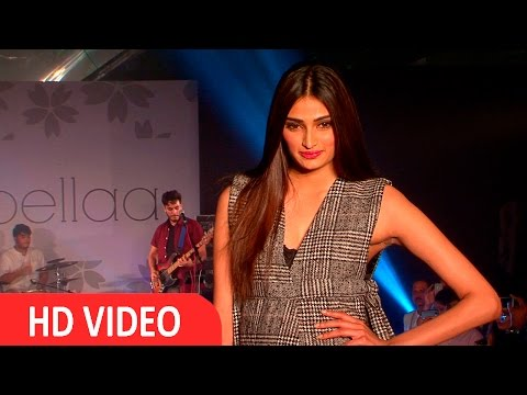 Launch Of Arabellaa With Showstopper Athiya Shetty