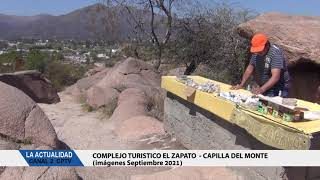 NOTA A JERONIMO MOLINA: SE SORTEO LA RIFA SOLIDARIA DEL ROTARY CAPILLA