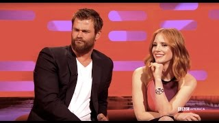 Chris Hemsworth Wants to YouTube