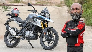 6. FIRST RIDE: 2018 BMW Motorrad G310GS Malaysian review - RM29,900