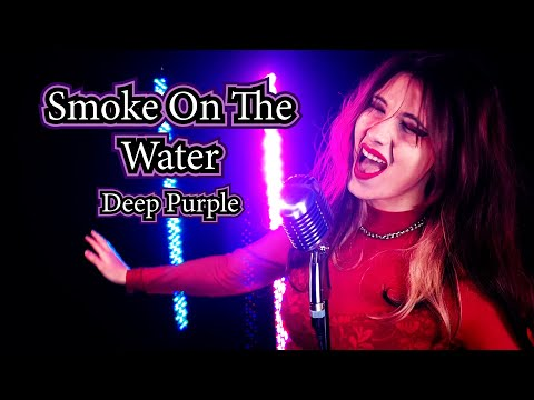 """Deep Purple  """"Smoke on the Water"""" Cover by Andrei Cerbu"""