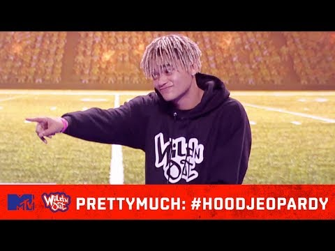 PRETTYMUCH Gets Wild In Hood Jeopardy 🚨 | Wild 'N Out | #HoodJeopardy