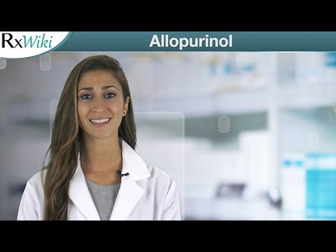 Allopurinol Treats Gout, Uric Acid Levels and Kidney Stones - Overview