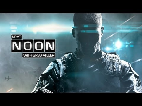 Up At Noon – Call of Duty: Ghosts Video and Donkey Kong Porno!
