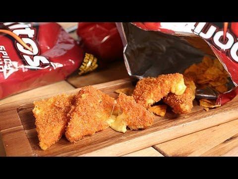 Deep Fried Cheese-Stuffed Doritos? Yes Please!