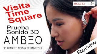 Nuevos Sennheiser AMBEO Smart Headset. Sonido Binaural