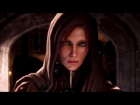 Back - We pick out demons with laser chains, new powers, and old friends in the newest Dragon Age trailer.