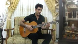 Mohsen Abdinasab Singing - Ebi Cover - Ghalbe Parandeh.avi