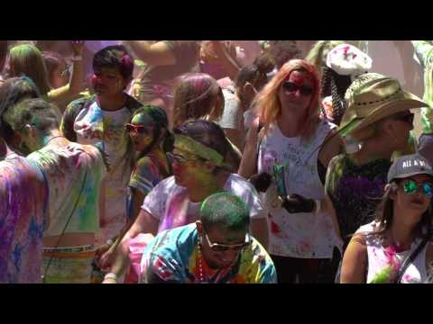 Festival of Colors — 13 May 2017 — Video 01