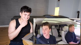 Video Vocal Coach Reaction to Shawn Mendes Carpool Karaoke MP3, 3GP, MP4, WEBM, AVI, FLV Juni 2018
