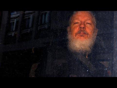 ΗΠΑ: Νέο βαρύ κατηγορητήριο κατά του Τζούλιαν Ασάνζ