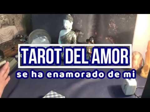 Cartas de amor - Se ha enamorado de mi,TAROT DEL AMOR