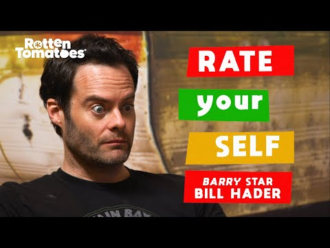 Rate Yourself With Bill Hader | Rotten Tomatoes @ SXSW 2018