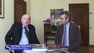 Antonio Paolucci, Direttore dei Musei Vaticani e Presidente del Comitato Scientifico dei Musei San Domenico di Forlì parla della mostra