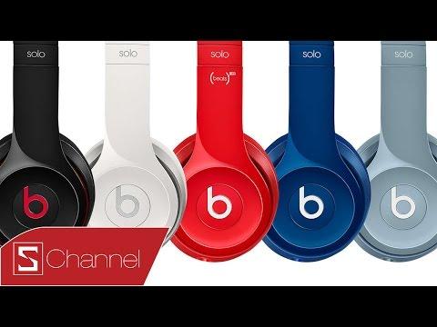 Mở hộp Beats Solo 2 : Sản phẩm đầu tiên khi Beats về với Apple