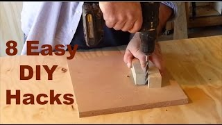 8 money saving handyman and woodworking hacks