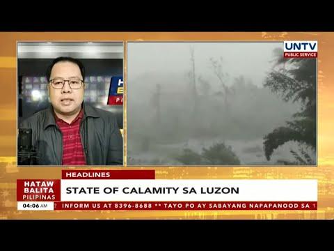 UNTV: Hataw Balita Pilipinas | November 17, 2020  - LIVE REPLAY