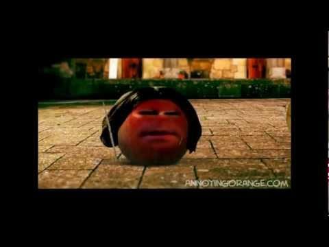 Otravný pomeranč - Pomi Potter A Jablečná relikvie