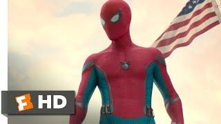 Nonton Spider Man  Homecoming  2017    That Spider Guy Scene  1 10    Movieclips Film Subtitle Indonesia Streaming Movie Download