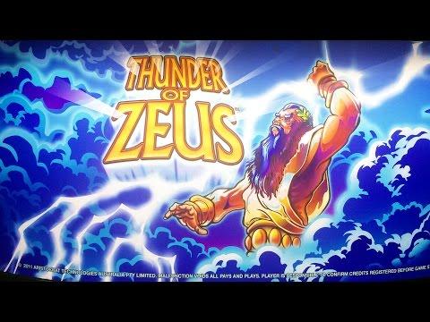 Thunder of Zeus slot machine, DBG