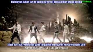 EXO-M - HISTORY [Chinese ver.] (indo sub)