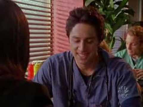 Scrubs – JD, Hilarious Joke