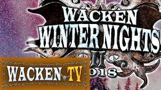 Wacken Winter Nights will have their second edition from 23 - 25 February 2018. Schandmaul, Skyclad, Krayenzeit and Elvellon will be part of the line-up.