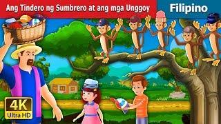 Video Ang Tindero ng Sumbrero at ang mga Unggoy   Kwentong Pambata   Filipino Fairy Tales MP3, 3GP, MP4, WEBM, AVI, FLV September 2019