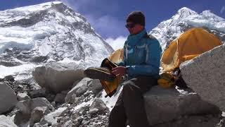Ботинки для высотных Гималайских восхождений La Sportiva Olympus Mons Evo