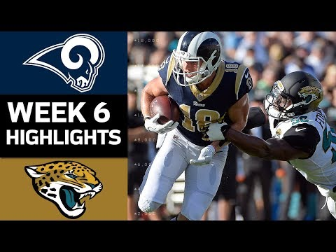 Video: Rams vs. Jaguars | NFL Week 6 Game Highlights