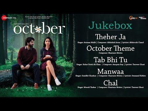 October - Full Movie Audio Jukebox | Varun Dhawan