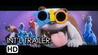 Rio 2 Official International Teaser Trailer (2014) Anne Hathaway Animated Movie HD