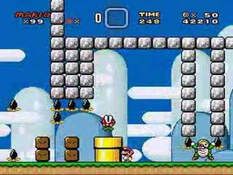 The Hardest Super Mario Levels