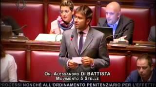 intercettazioni, Alessandro Di Battista