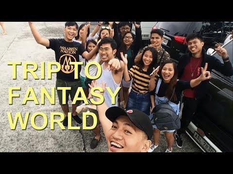 DAY TRIP | FANTASY WORLD | VLOG