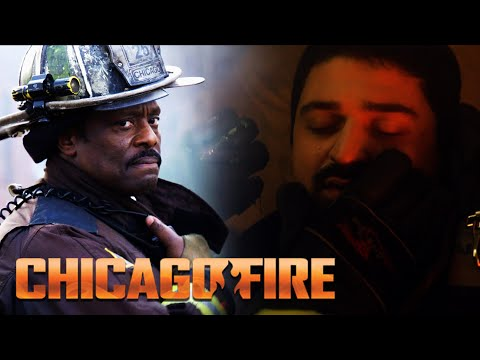 Shots Fired During A Rescue | Chicago Fire