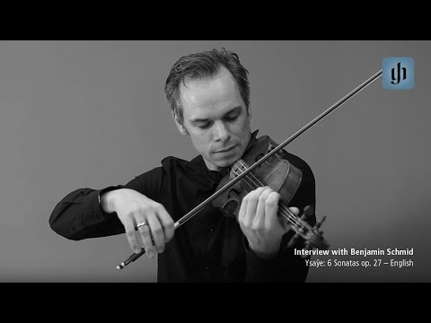 Video - Ysaÿe, Eugène - Six Sonatas, Op 27 - Violin solo - G Henle Verlag URTEXT | 0120 114