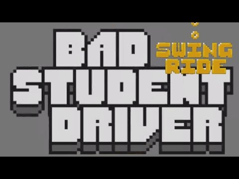 ipad hd - Bad Student Driver: Swing Ride by P1XL Games Are you the best worst student driver? Can you earn your license? The Bad Student Driver returns with Swing Ride! Drive your car as far as you...