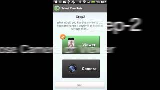 Home Security IP Cam - Alfred YouTube video