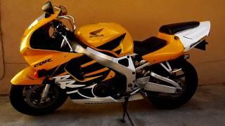 10. 1999 Honda CBR 900RR