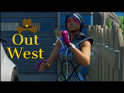 Travis Scott - Out West (Fortnite Music Video) Ft. Young Thug