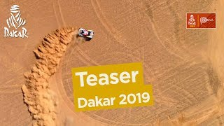 Dakar 2019 - Il video teaser - Video Sport