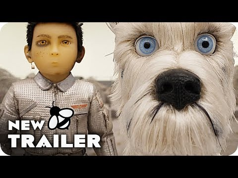 Трейлер нового фильма Уэса Андерсона «Собачий остров» (видео)