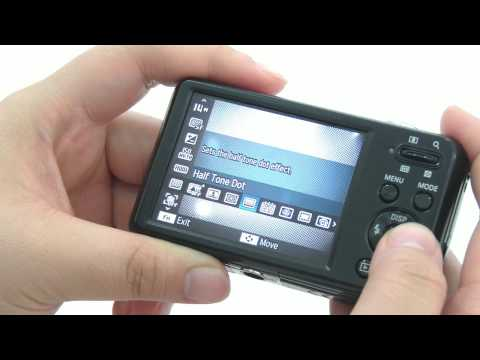 PL120 2View Digital Camera from Samsung