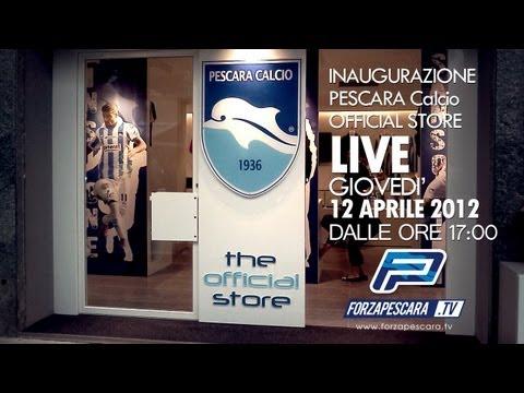 FP.tv LIVE – PESCARA Calcio OFFICIAL STORE
