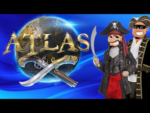 TWO-HANDED MACE IS NO JOKE (Atlas - Pirate Game)(Ep.16)