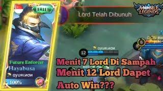 "Download Video Ketika ayurinon Lord Di Sampah Dan Lagi"" Main Tanpa Mati | Mobile Legend Indonesia MP3 3GP MP4"