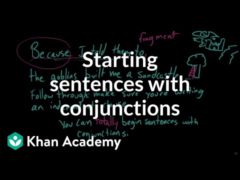 Diagramming sentences khan academy diy enthusiasts wiring diagrams beginning sentences with conjunctions video khan academy rh khanacademy org worksheets diagramming sentences diagramming sentences direct objects ccuart Choice Image