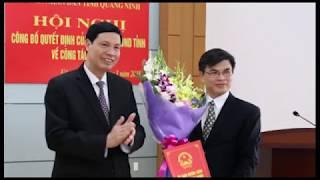 Công bố Quyết định phê chuẩn Chủ tịch UBND thành phố Uông Bí