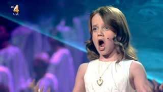 Amira Willighagen - Nessun Dorma (HD Quality) - WINNER Finals Holland's Got Talent 2013